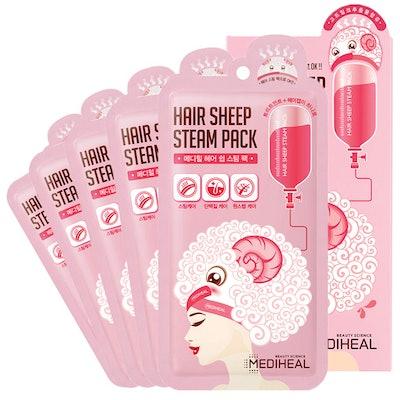 MEDIHEAL Hair Sheep Steam Pack