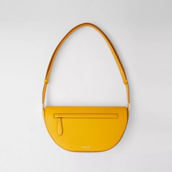 Small Leather Olympia Bag