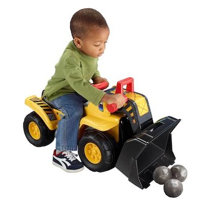 Big Action Load N Go Ride-On