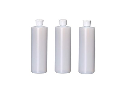 Natural Farms 16-oz. Plastic Flip Top Pour Spout Bottles (3-Pack)