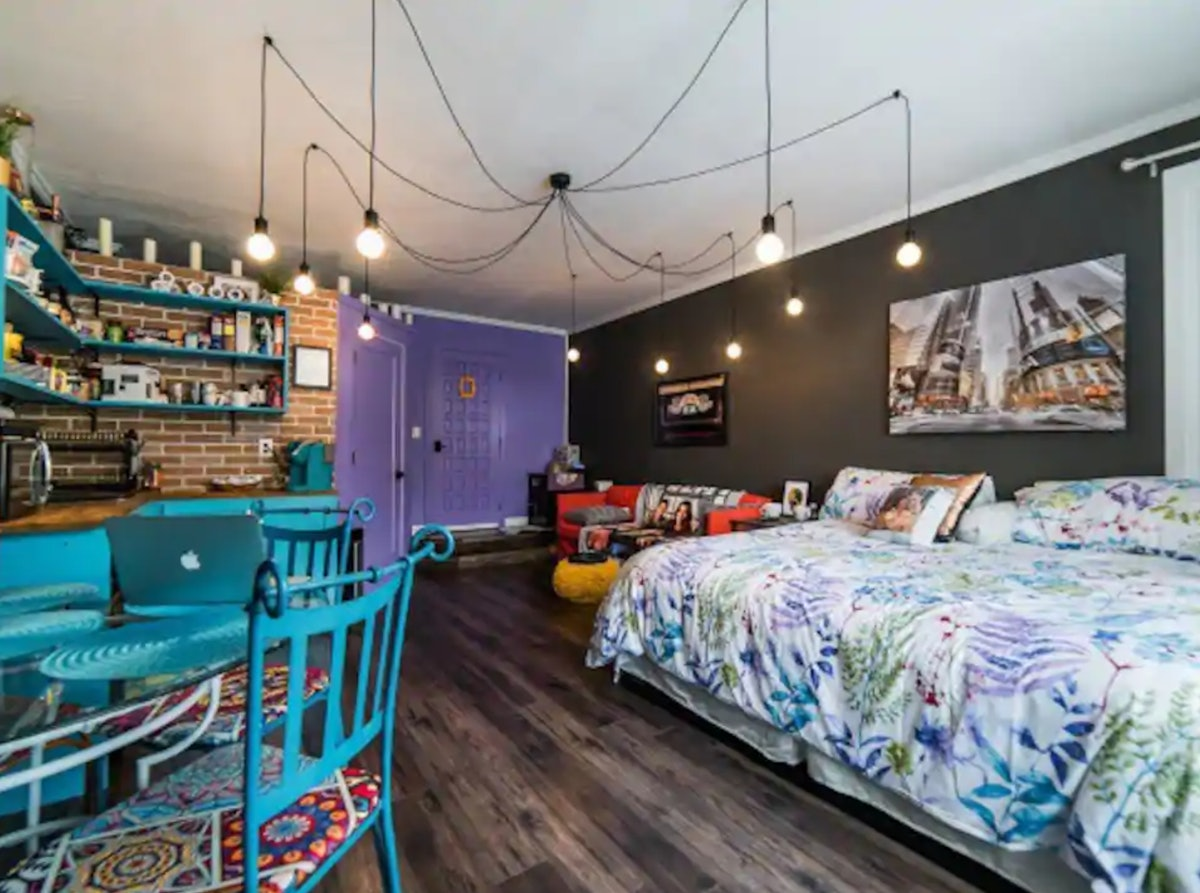 A 'Friends'-themed Airbnb is an experience people can enjoy leading up to the reunion.