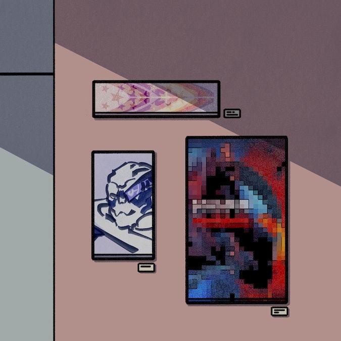 Mass Effect Legendary artwork