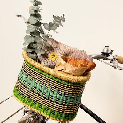 Baba Tree Bicycle Basket