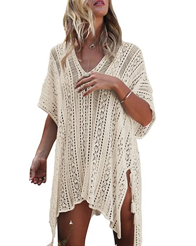 Wander Agio Net Swimsuit Cover-Up