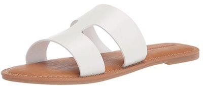 Amazon Essentials H-Band Flat Sandal