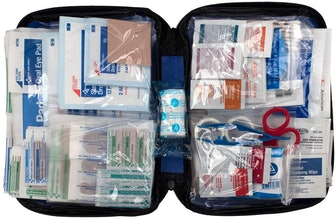 All-Purpose First Aid Emergency Kit (299 Piece)