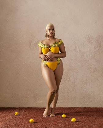 Mona Mustard Bikini