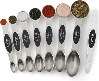 Spring Chef Magnetic Measuring Spoons (Set of 8)