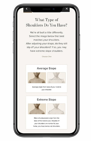 Fit-forward lingerie brand Wacoal has just launched its new AI-powered mybraFIT app — it is available now on App Store and Google Play.