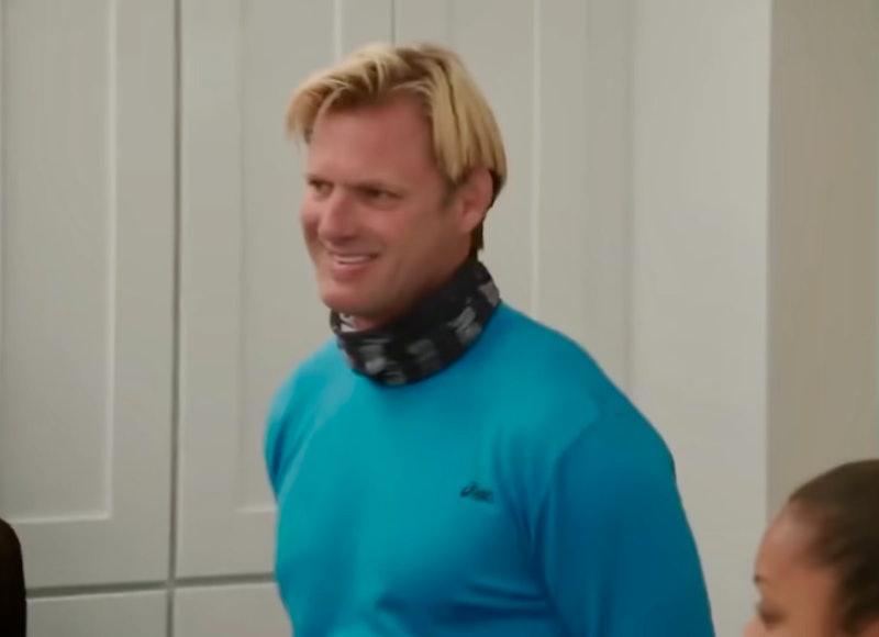 Luann de Lesseps' boyfriend Garth Wakeford in 'The Real Housewives of New York City' Season 13