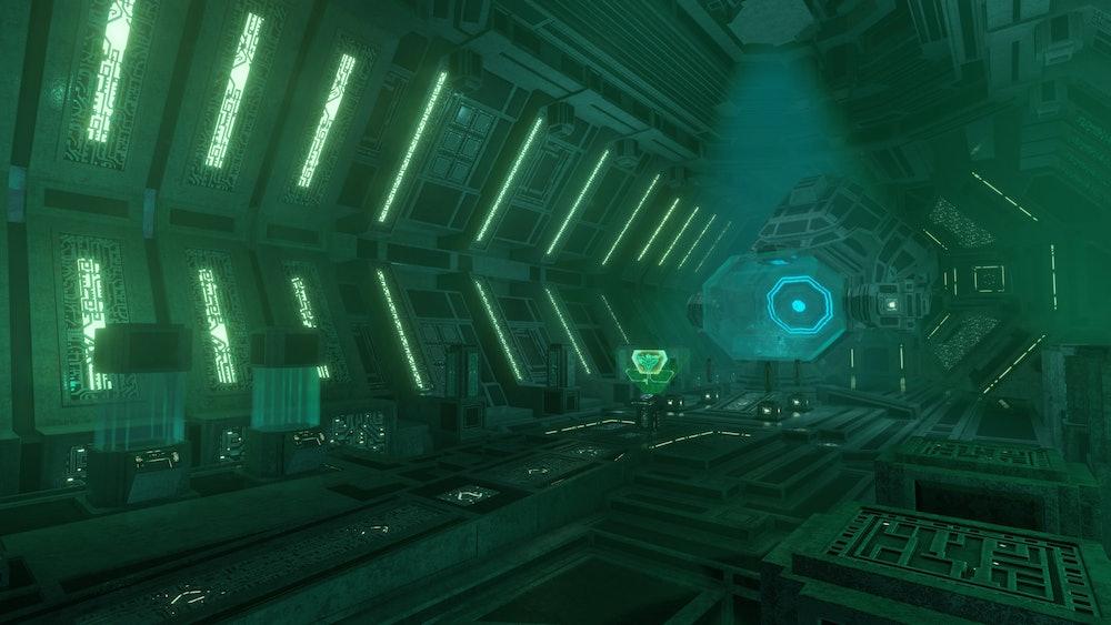 subnautica below zero precursor architecture