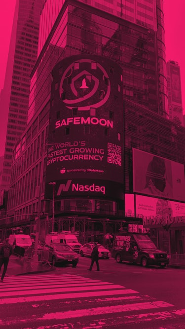 SafeMoon cryptocurrency