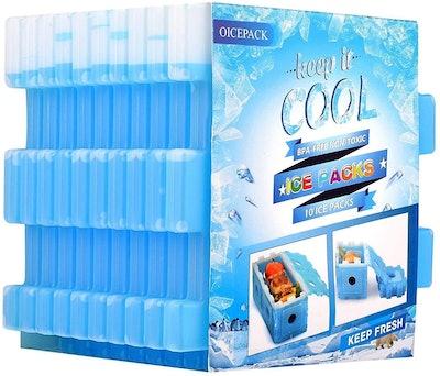 OICEPACK Ice Packs  (10-Pack)