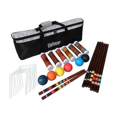 6-Player Croquet Set