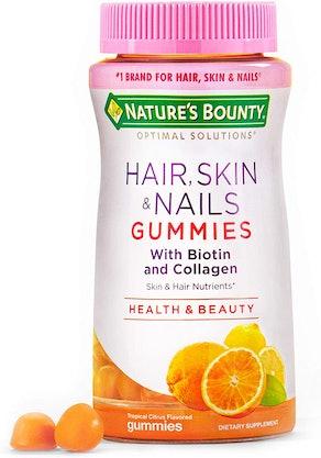 Nature's Bounty Hair, Skin & Nail Gummies (80 Count)