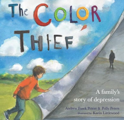 """""""The Color Thief"""" by Andrew Fusek Peters and Polly Peters"""