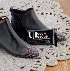 Boot Rescue Suede and Leather Cleaning Wipes (15 Count)