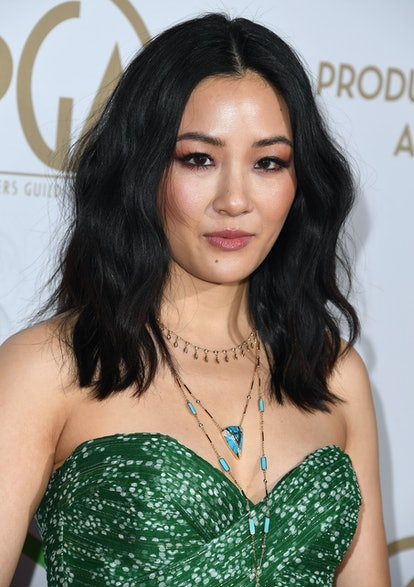 LOS ANGELES, CALIFORNIA - JANUARY 18: Constance Wu arrives at the 31st Annual Producers Guild Awards at Hollywood Palladium on January 18, 2020 in Los Angeles, California.