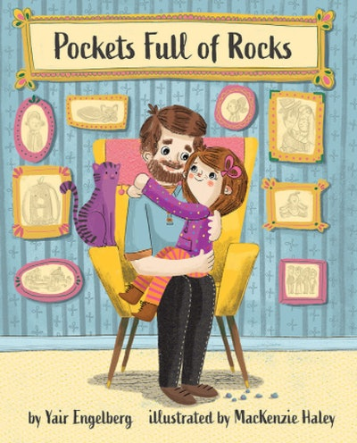 """Pockets Full of Rocks: Daddy Talks About Depression"" by Yair Engelberg"