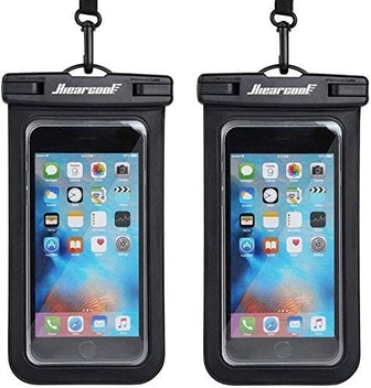 Hierarcool Waterproof Phone Case (2-Pack)