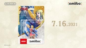 Zelda & Loftwing amiibo out July 16