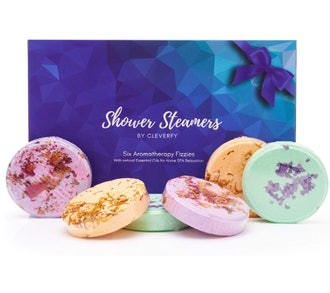 Cleverfy Aromatherapy Shower Steamers (6 Pack)