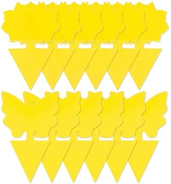 Stingmon Sticky Fruit Fly Trap (12-Pack)