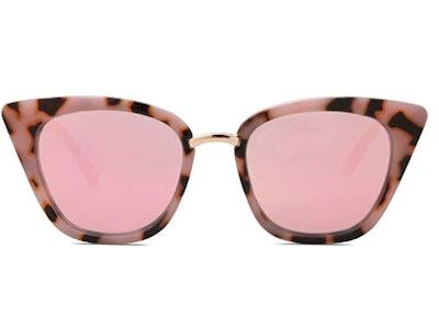 SOJOS Cat Eye Fashion Sunglasses