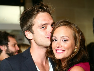 Leighton Meester and Sebastian Stan were a couple in the late 2000s.