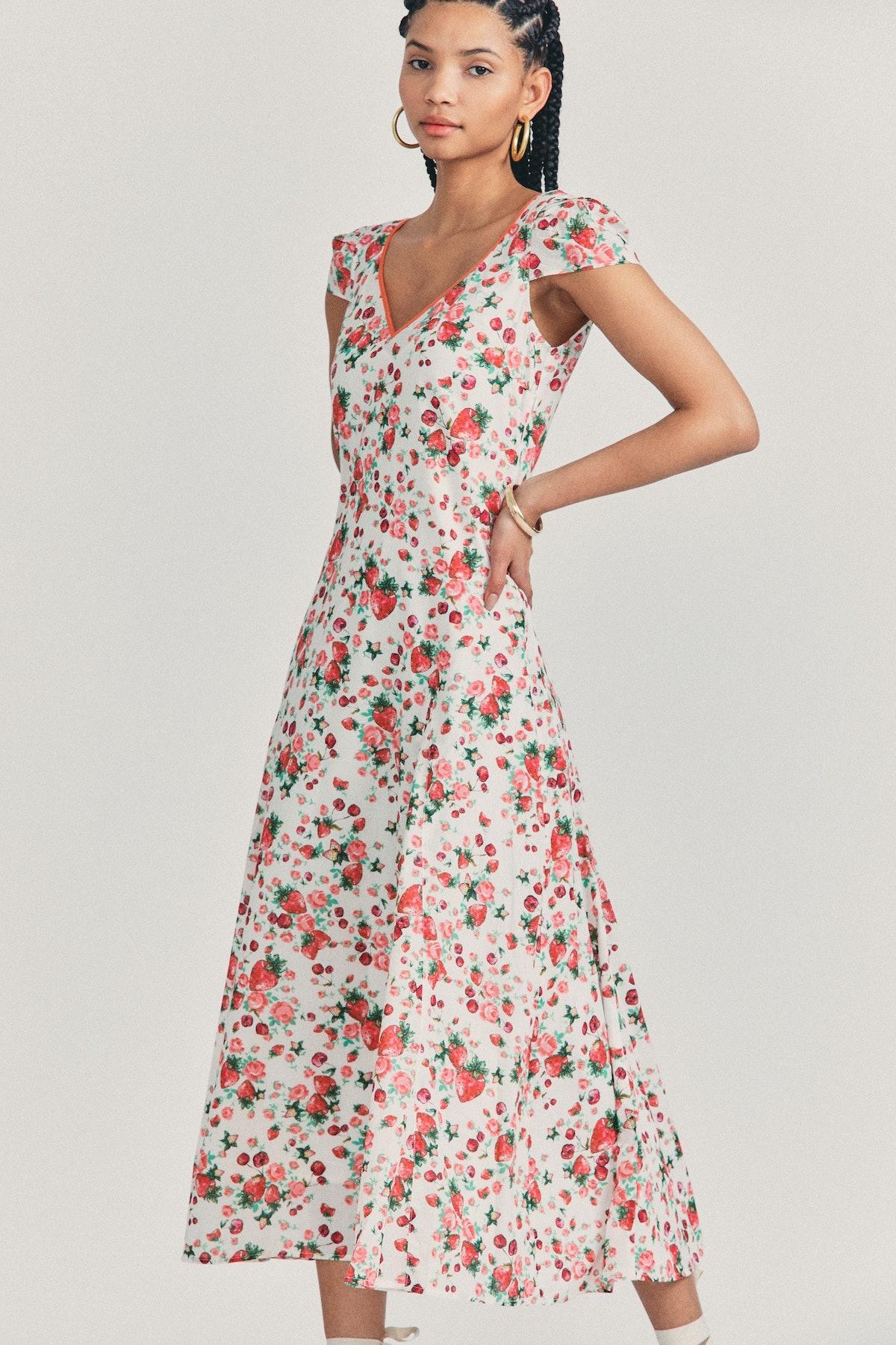 Adela Maxi Dress