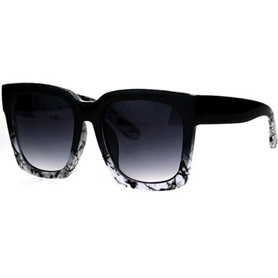 JuicyOrange Super Oversized Sunglasses