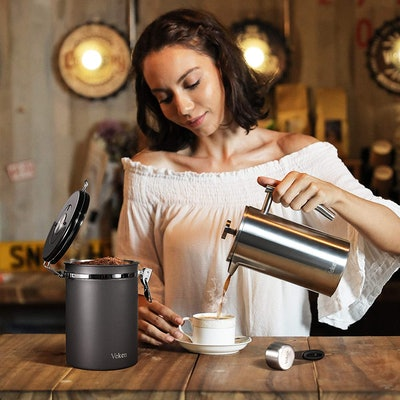 Veken Coffee Canister