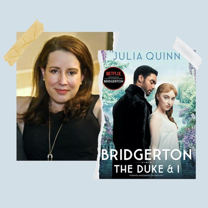 Author Julia Quinn is behind the bestselling Bridgerton series.