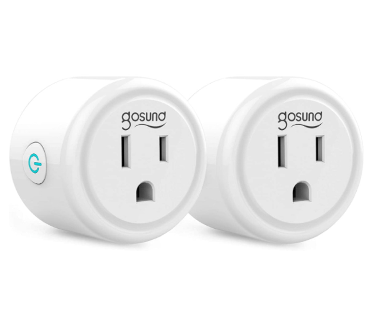 Gosund WiFi Outlets (2-Pack)