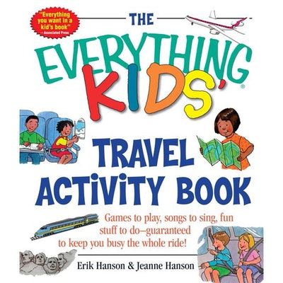 Everything Kids: The Everything Kids' Travel Activity Book
