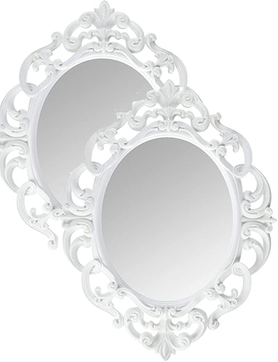 Kole Vintage Wall Mirror (2 Pack)