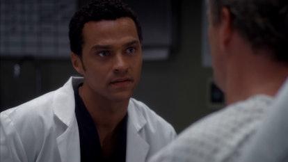 Jackson and Mark had an incredible bond on 'Grey's Anatomy.' Screenshot via Netflix