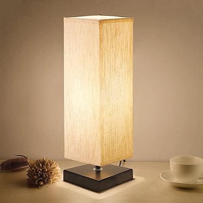 Aooshine Bedside Table Lamp
