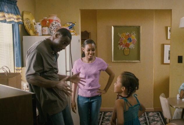 Idris Elba stars in the film, 'Tyler Perry's Daddy's Little Girls.'