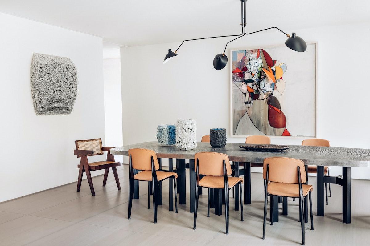 home dining room interior