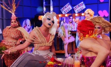 Some of the most dramatic 'Drag Race' fights and feuds ever hit a high gear in 'Untucked.'