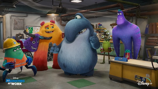 'Monsters At Work' is coming to Disney+ in July 2021.