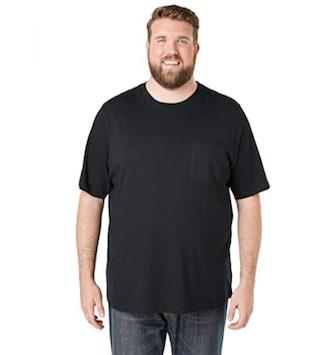 KingSize Big & Tall Pocket  T-Shirt