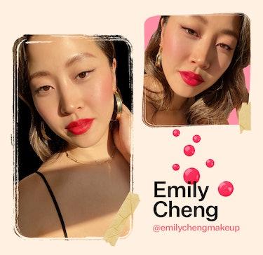 Makeup artist Emily Cheng shares a favorite monolid makeup look.
