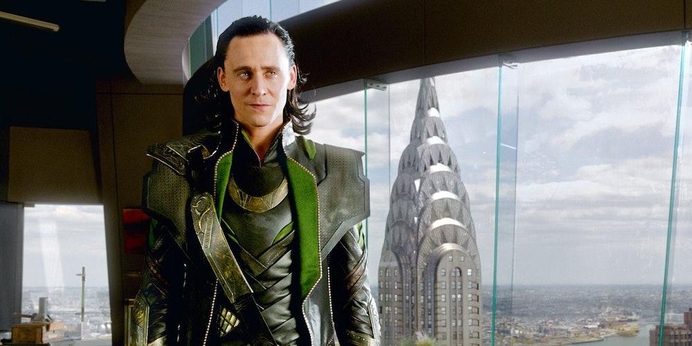 Loki fan fiction Disney+ series
