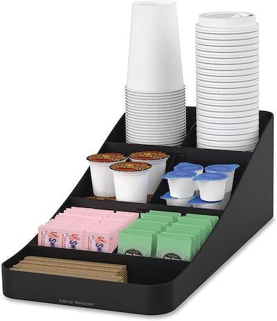 Mind Reader Trove Coffee Condiment Organizer