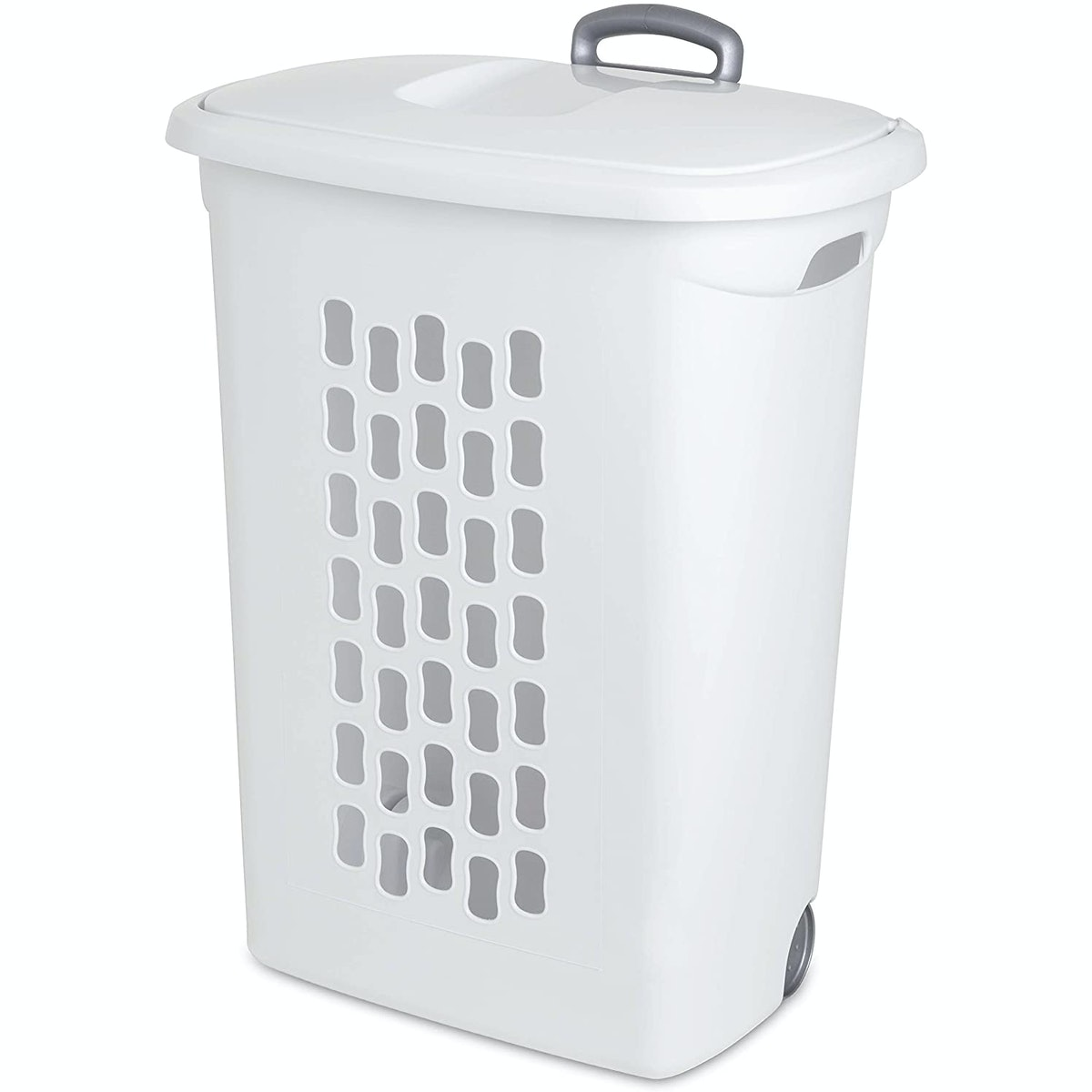 Sterilite Ultra Wheeled Hamper (3-Pack)