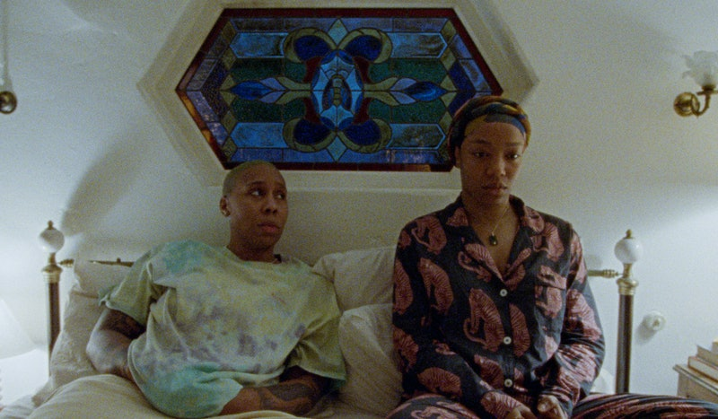 LENA WAITHE as DENISE and NAOMI ACKIE as ALICIA in MASTER OF NONE, via Netflix press site.