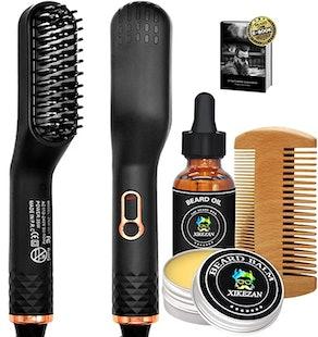 XIKEZAN Beard Straightener