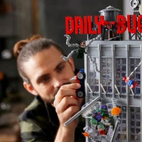 Excelsior! LEGO reveals incredible new Spider-Man Daily Bugle set